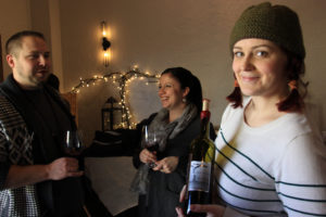 Clearwater Canyon Cellars Tasting room in Lewiston, Idaho, Twisted Vine Wine Tour guests